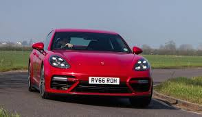 red porsche panamera 2017 porsche panamera turbo review spectacularly quick and finally un ugly