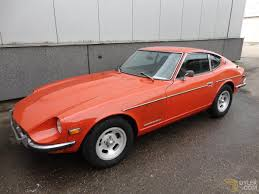 red orange cars classic 1971 datsun 240z coupe for sale 965 dyler