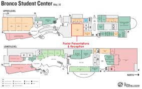 Student Center Floor Plan by Maps