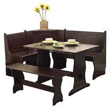 corner dining room furniture corner dining table nook wayfair