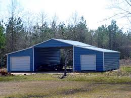 Barn Style Garages by Metal Barns Make The Perfect Garage Steel Building Garages
