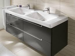 badezimmer doppelwaschbecken rechteckiges waschbecken aus keramik subway 2 0 waschbecken