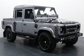 kahn land rover defender double cab land rover defender 110 for sale in peterborough part exchange