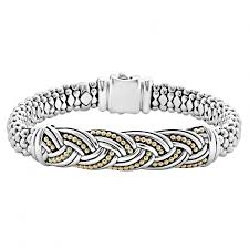 bracelet knot images Caviar knot bracelet torsade lagos jewelry jpg