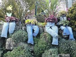 Diy Garden Crafts - 25 diy low budget garden ideas diy and crafts potted pants