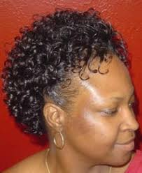 short black hairstyles for coarse hair short african american