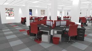 brilliant carpet tiles office f throughout decor