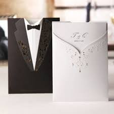 customized wedding invitations groom free personalized customized colourful printing design