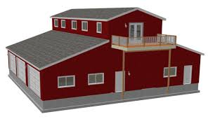 Apartment Over Garage Plans by Pole Barn Designs Mwps 72054 Housing 24 Pole Utility Building We