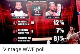 Cm Punk Meme - cm punk probably aj wont pick definitely wont pick this is the one