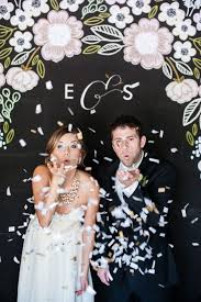 wedding photo booth backdrop inspired by minted s new wedding reception decor packages photo