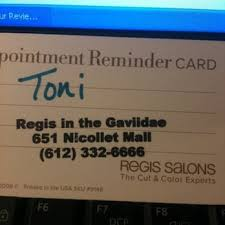 regis salon closed hair salons 651 nicollet mall downtown
