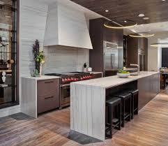chicago 60 inch square dark kitchen contemporary with lincoln park