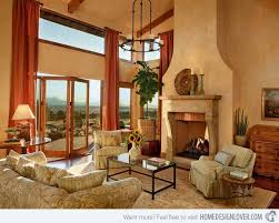 Best Tuscan Style Images On Pinterest Tuscan Living Rooms - Tuscan style family room