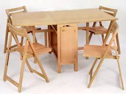 Folding Dining Table And Chairs Set Folding Wooden Tables And Chairs Vintage 68quot Wood Folding
