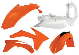 acerbis standard plastic kit ktm sx 85 2003 2012 sx105 2004 2011