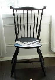 High Back Windsor Armchair Furniture Glossary