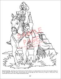 coloring books horses coloring books