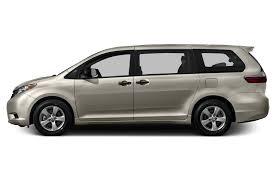 vw minivan 2014 2017 toyota sienna 7 passenger 4 dr passenger van at cambridge