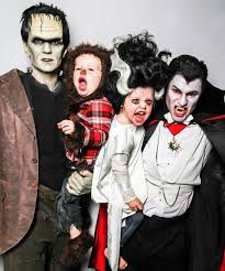 The Best Celebrity Family Halloween Costumes Instyle Com