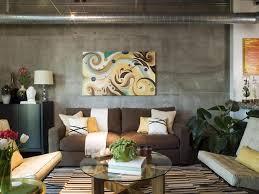 loft style living stylish 4 loft style living room hgtv design