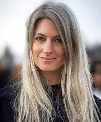 hairstyles for turning grey how to flaunt gray hair like a celebrity long grey hair sarah