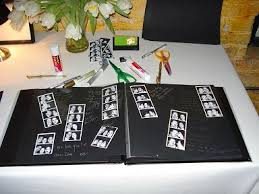 photo booths for weddings a photo booth then guest can paste their pictures with a