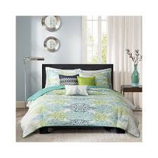 Teal Blue And Lime Green Bedspreads Blue And Green Bedding Sets U2013 Ease Bedding With Style