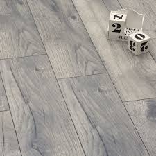 B Q Milano Oak Effect Laminate Flooring Oak Light Grey Laminate Flooring Bedroom Pinterest Grey