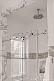 Shower Door Kits by Pivot Vs Sliding Shower Doors The Small And Chic Home