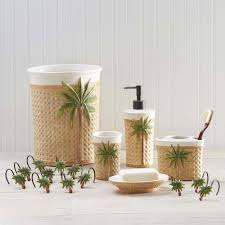 palm tree bathroom set home design inspiration ideas and pictures