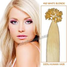 22 inch hair extensions inch 60 white nail tip human hair extensions 100s