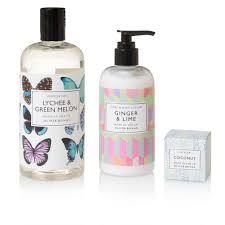 ob exotic bath body gift set bath body sets oliver bonas