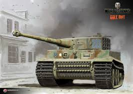 tank illustrations artist s choice part12 tiger i motohumi