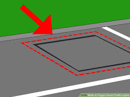 3 ways to trigger green traffic lights wikihow