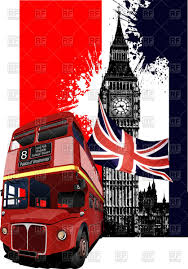 London Flag Photos London And Great Britain Symbols Flag Double Decker Bus And Big