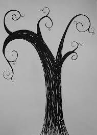 swirl tree by redrumzombree on deviantart