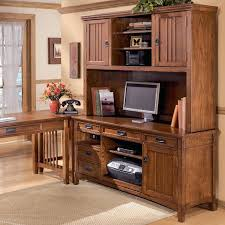 mission style computer desk furniture cross island large credenza hutch set item number mission style computer