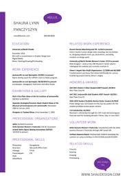 Recent Graduate Resume Recent Graduate Resume Sample Graduate Resume Sample Beautician
