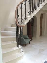 Stairs In House by Cantilever Stone Staircase In A New House By The Stonemasonry