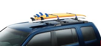 2012 Honda Odyssey Roof Rack by Surfboard Attachment Roof Rack Pilot 61 88