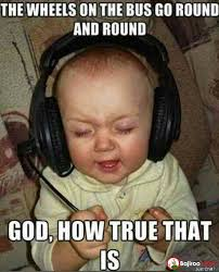 Funny Music Memes - kid listening to music funny music logics meme pics bajiroo com