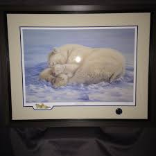 Ducks Unlimited Home Decor Find More Ducks Unlimited Polar Bear Print New Lower Price Obo
