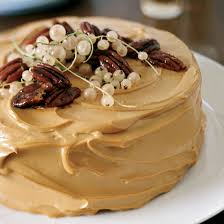 pumpkin cheesecake with pecan praline food wine