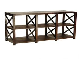 Low Narrow Bookcase by Furniture Home Yew Wood Narrow Long Open Bookcase Design Modern
