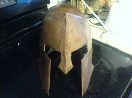 how to make a cardboard costume helmet 7 steps with pictures