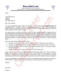 nursing cover letter samples 7 new grad nurse example letters