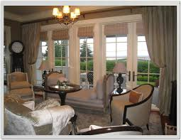 window treatment ideas how to make a no sew valance curtains