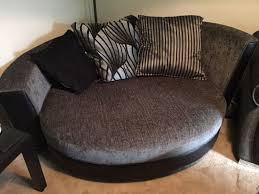 sophia oversized chaise sectional sofa snuggle couch for black swivel cuddle chair with a cuddler r milford