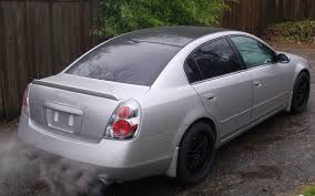 nissan altima 2005 tire size 2005 altima db killers magnaflow exhaust and headers youtube
